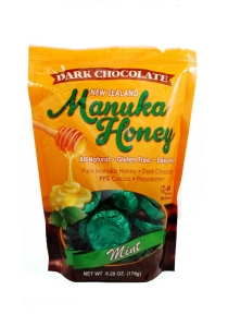 Dark Chocolate Manuka Honey Mints
