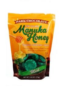 Dark Chocolate Manuka Honey Mints