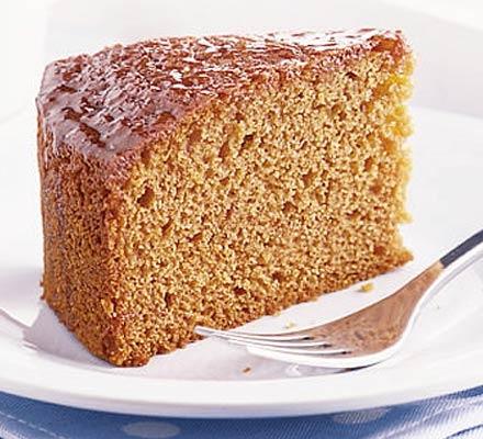 Manuka Honey Applesauce Cake