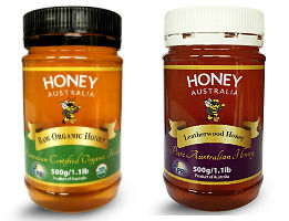 Aus honey