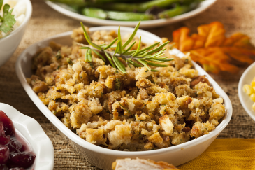 New Zealand Mesquite Stuffing