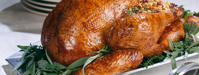 Manuka Honey Glazed Turkey