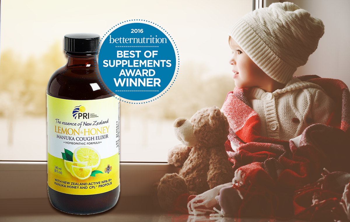 PRI's Award Winning Relief For The Common Cold!