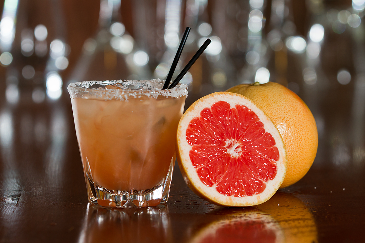 Spice Up Your Summer with a Salty Dog!