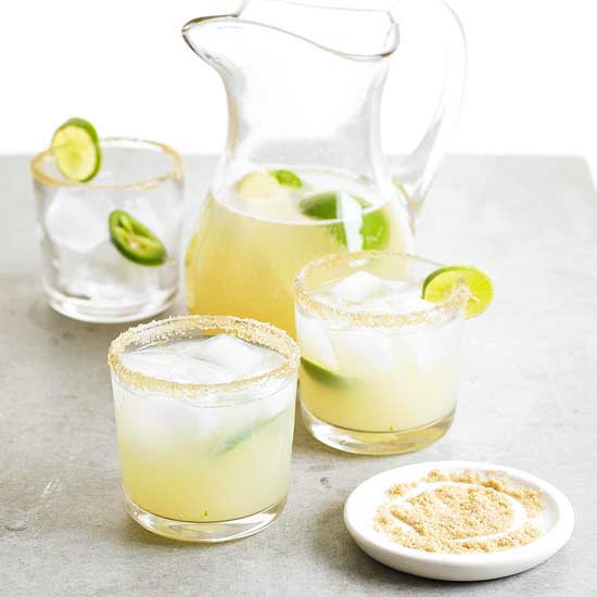 Honey-Ginger Limeade