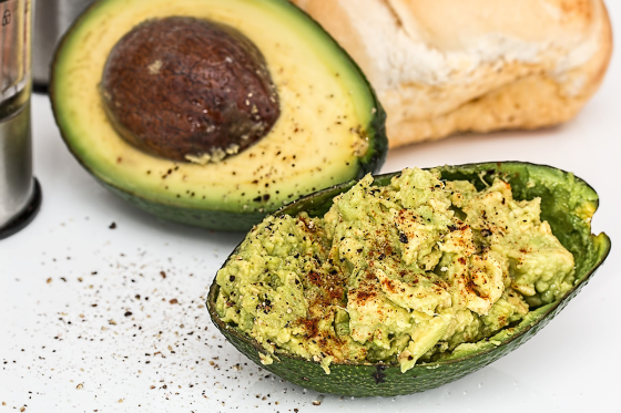 Avocado, Chipotle BBQ Pacific Sea Salt snack