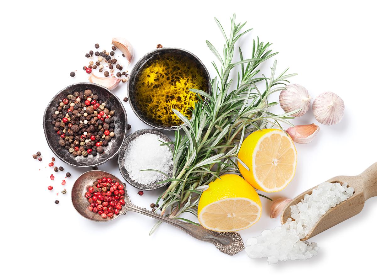 Flavored New Zealand Sea Salt Recipes