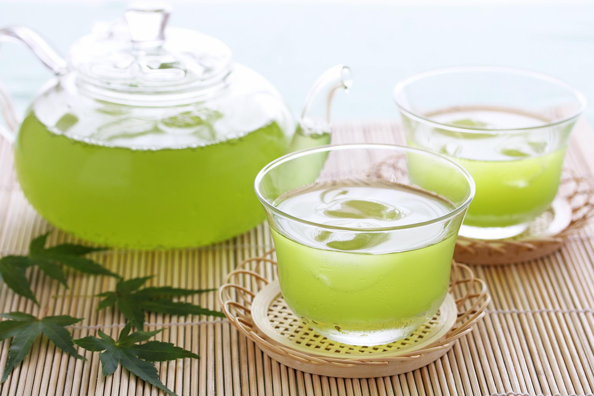 Green Tea with Manuka Honey